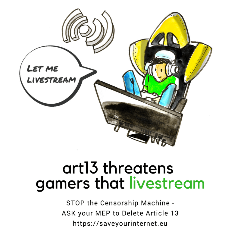 Will Article 13 Be The End of Twitch? - Welcome To Stoffel