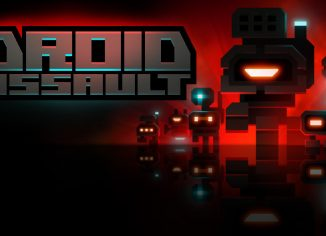 Droid Assault Kickstarter