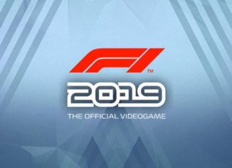 F1 2019 title screen
