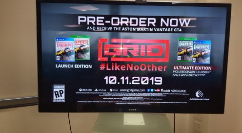 Grid Pre-order available now