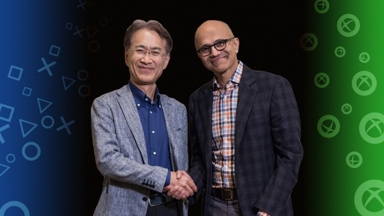 Microsoft and Sony team up