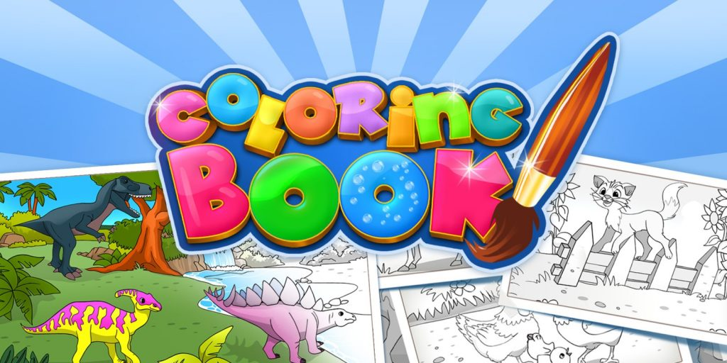 Colouring Book by Qubic Games