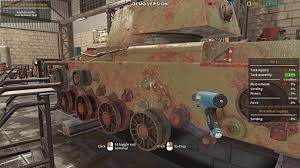 Image result for tank mechanic simulator review