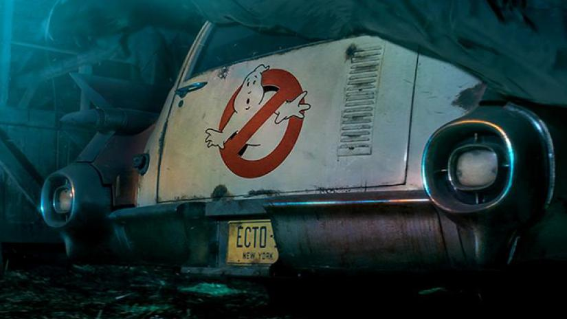 Ecto 1 - Ghostbusters