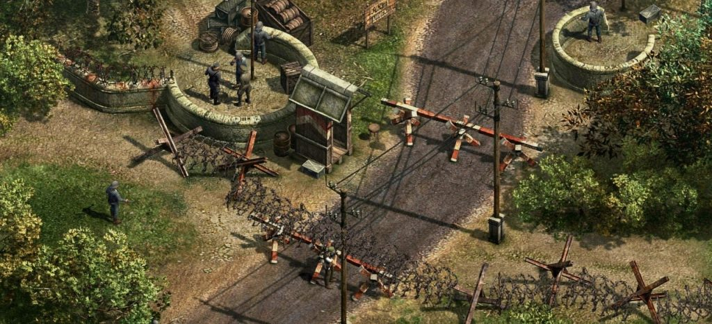 Image result for commandos 2 remastered