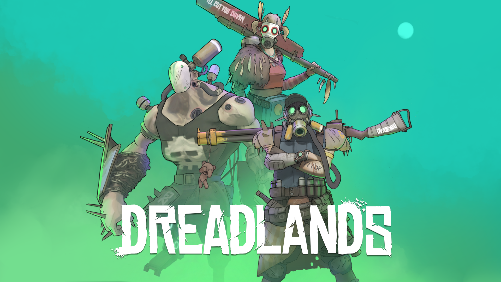 Dreadlands Key Art