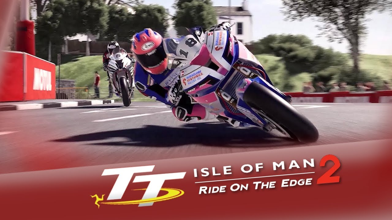 Isle of man TT - Ride on the Edge 2
