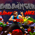 Headbangers in Holiday Hell – PC Review