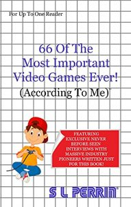 Cover Art for 66 Games